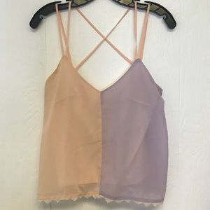 Cute Tobi cami top!